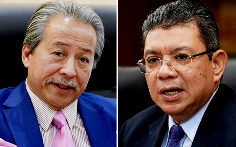 Anifah's right in schooling Saifuddin in Parliament