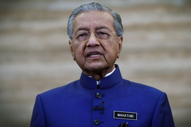 Dr M: Change socialist way of thinking